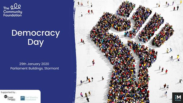 Democracy Day 2020 launches new public participation initiatives